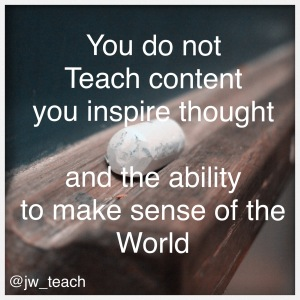 Teaching quote inspire inspiration teacher