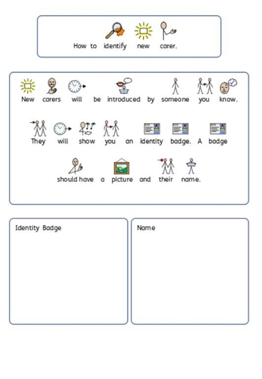 Free Printable Sen Teaching Resources Special Needs Teaching And