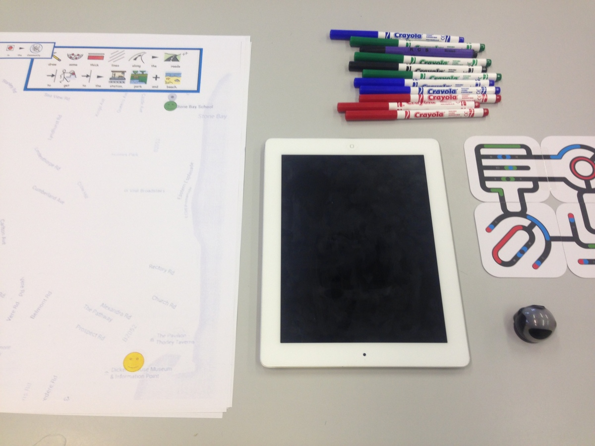 Inclusive Classroom: OZOBOT