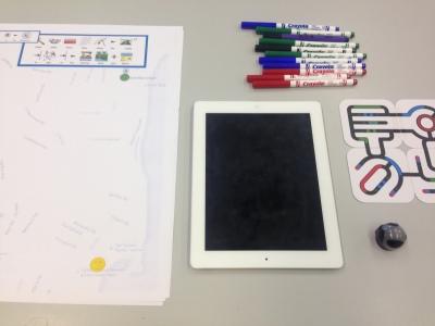 OZObot Pens Ipad edtech