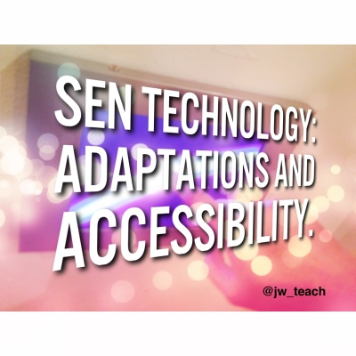 Special Needs Technology Education