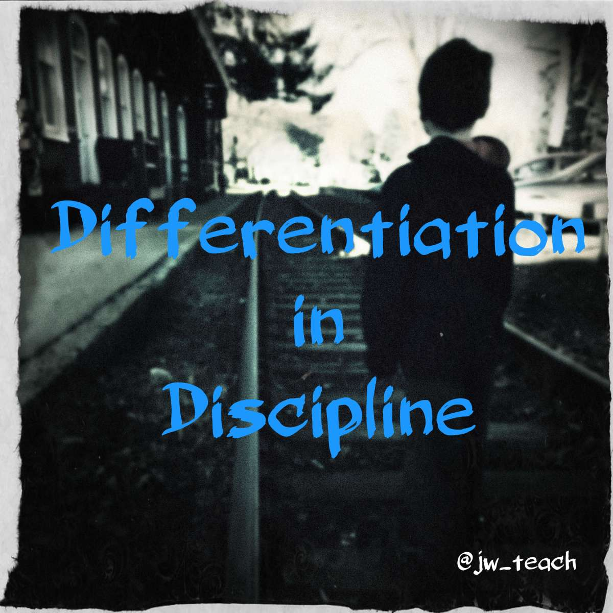 Differentiation in Discipline #Behaviourchat