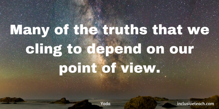 """""""Many of the truths that we cling to depend on our point of view."""" star wars Quote.png"""