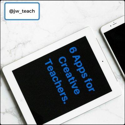 apps for creative teachers