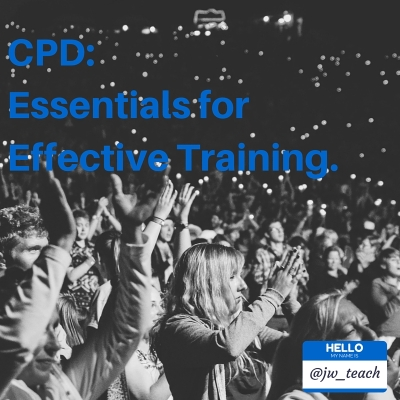 CPD_ Essentials for Effective Training.