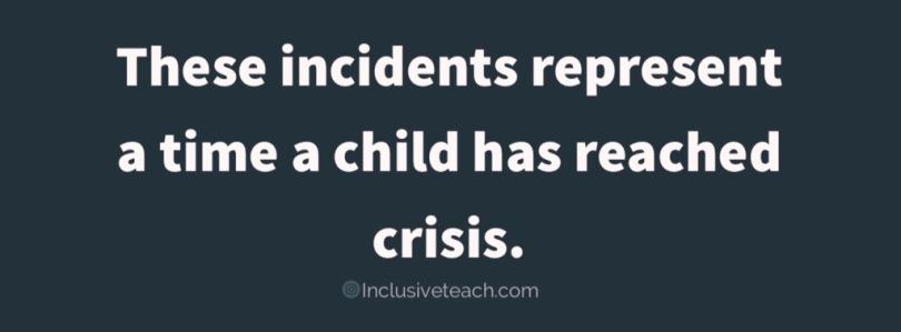 Restraint Schools quote