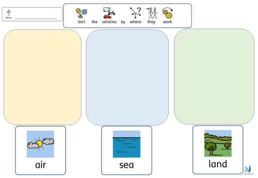 air-sea-land-sorting-transport-worksheet