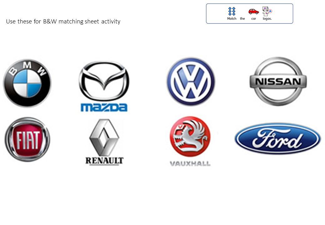 Matching Worksheet Logo - Proga | Info