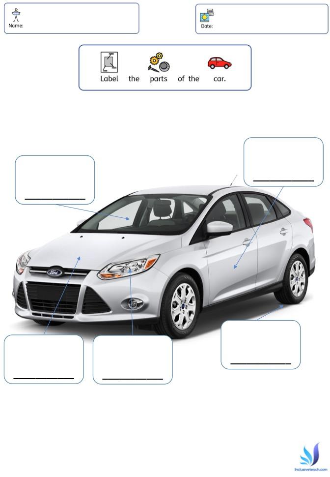 Parts Of A Cars - Dolgular.com