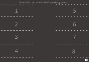 number-parking-worksheet-2