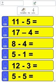 numeracy-worksheet-free-number-plate-3