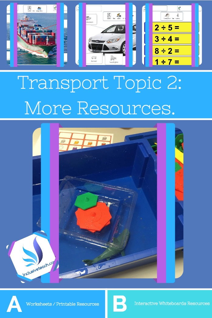 Free Printable SEN Teaching Resources – Special Needs Teaching and ...