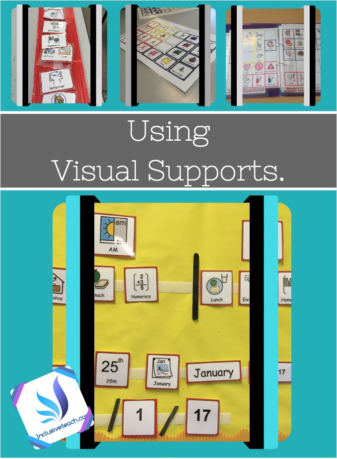 Using Visual Supports