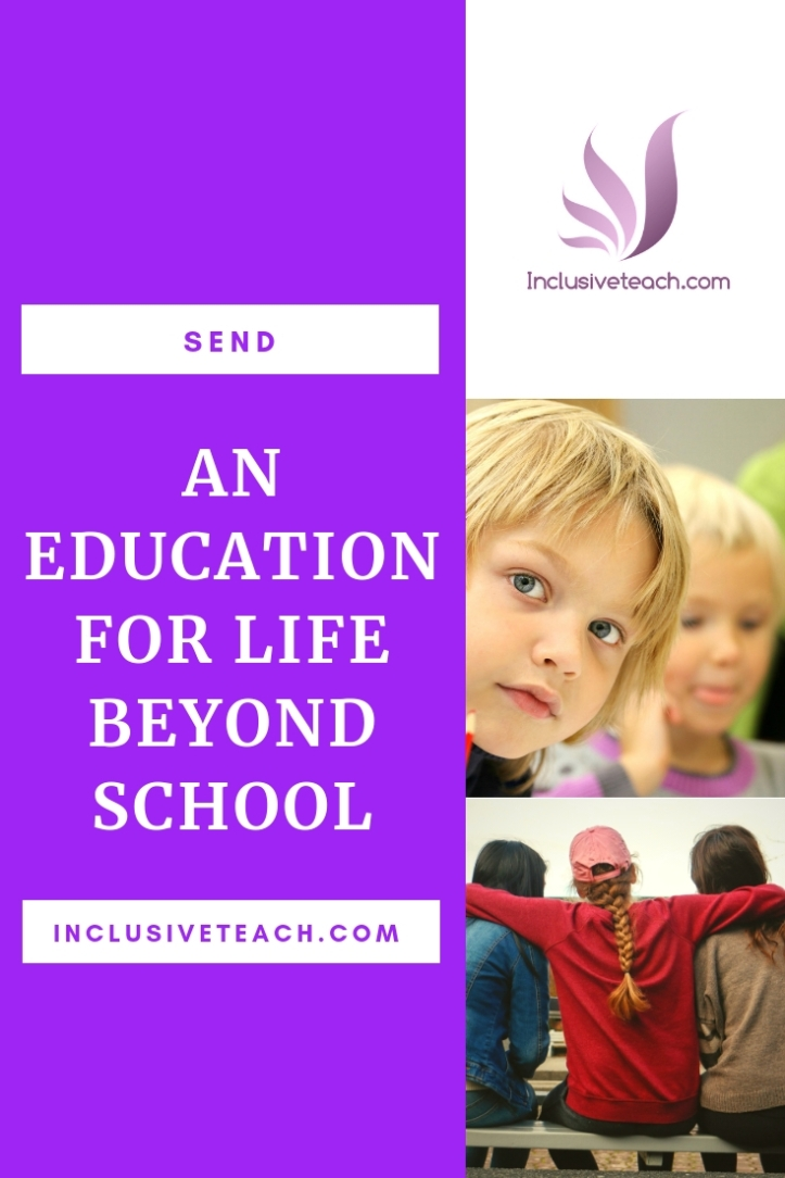 Cover image for Pinterest - An education for life beyond school,Logo, School, Children, Purple with white text